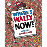Where's Wally Now? Book