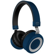 iHip Proton Bluetooth Headphones - Blue