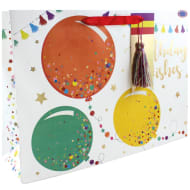 Luxury Shopper Gift Bag - Balloons