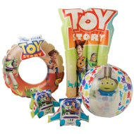 Toy Story 3D Inflatable Swimming Set
