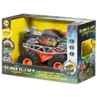 Slam & Lift Monster Truck - Orange