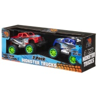 Rapid Racers Monster Trucks 2pk