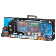 Rapid Racers Truck Transporter