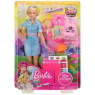 Travel Barbie & Accessories