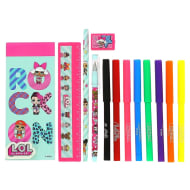L.O.L. Surprise! Deluxe Stationery Set 13pc