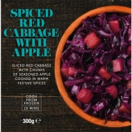 Spiced Red Cabbage with Apple 300g