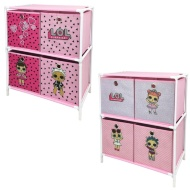 L.O.L Surprise! 4 Drawer Chest