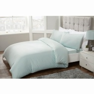 Silentnight Complete Double Bedding Set - Duck Egg