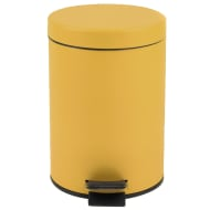 Skandi Soft Close Bin - Ochre
