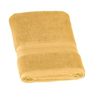 Signature Zero Twist Bath Towel - Ochre