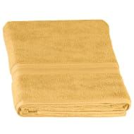 Signature Zero Twist Bath Sheet - Ochre