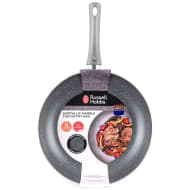 Russell Hobbs Metallic Marble Frying Pan 32cm
