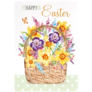 Easter Bouquet - Easter Card