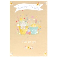 Easter Wishes Just for You - Easter Card