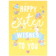 Easter Wishes - Easter Card