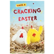 Cracking Easter - Easter Card