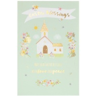 Easter Blessings - Easter Card