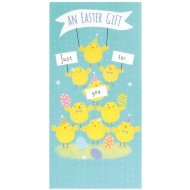 An Easter Gift - Easter Money Wallet 4pk