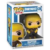 Pop! Fortnite 436 Vinyl Figure - Raptor