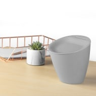 Beldray Table Top Bin - Grey