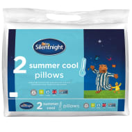 Silentnight Summer Cool Pillows 2pk