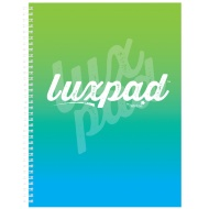 A4 Silvine Luxpad Notebook - Green