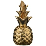 Golden Pineapple Ornament