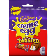 Cadbury Creme Egg Twisted Bag 94g