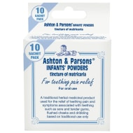 Ashton & Parsons Teething Powder 10pk