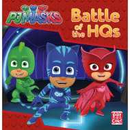 PJ Masks Book - Battle of the HQs