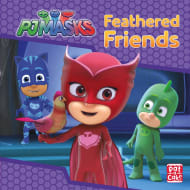 PJ Masks Book - Feathered Friends