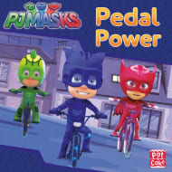 PJ Masks Book - Pedal Power