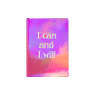 A5 Shine Journal - I Can & I Will