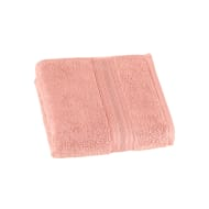 Signature Zero Twist Hand Towel - Blush