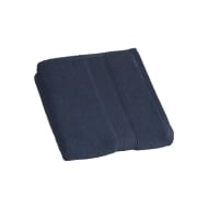 Signature Zero Twist Hand Towel - Navy