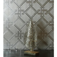 Gianni Wallpaper - Soft Gold