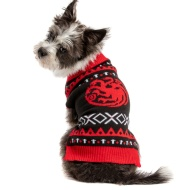 Game of Thrones Dog Jumper - Targaryen