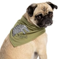 Game of Thrones Dog Bandana - Stark