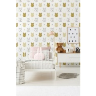 Graham And Brown Wallpaper Damask Contemporary Bm