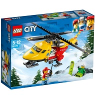 LEGO City Ambulance Helicopter