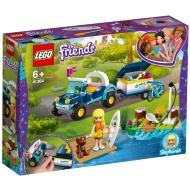 LEGO Friends Steph's Buggy & Trailer