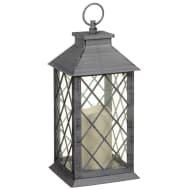 Chicago LED Lantern - Grey