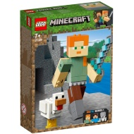LEGO Minecraft Alex's BigFig Chicken