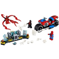 LEGO Marvel Spider-Man Bike Rescue