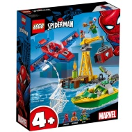 LEGO Marvel Spider-Man Doc Ock Diamond Heist