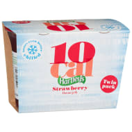 Hartley's 10 Calorie Jelly 2pk - Strawberry