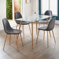 Bjorn Dining Table & Chairs