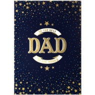 Father's Day Card - Best Dad