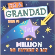 Father's Day Card - One in a Million