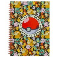 A5 Pokemon Notebook